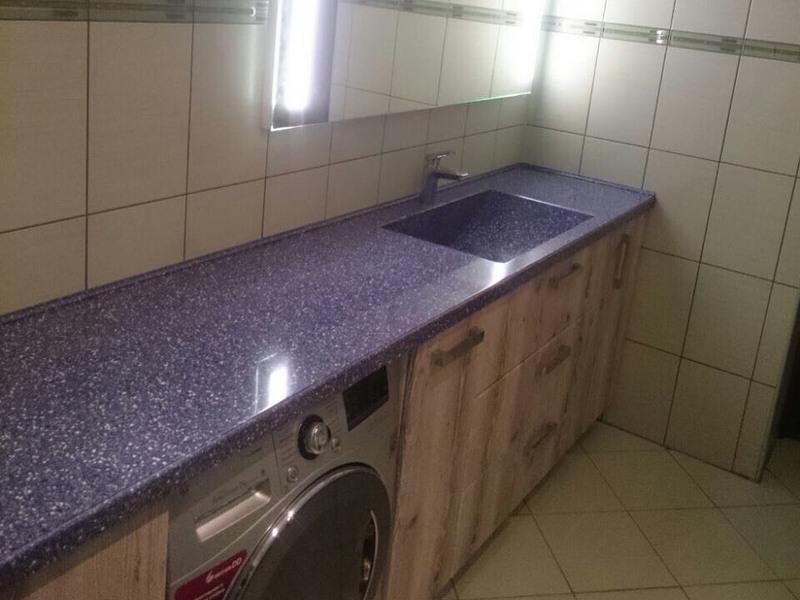 Мебель для ванной комнаты-Мебель для ванны «Модель 42»-фото2