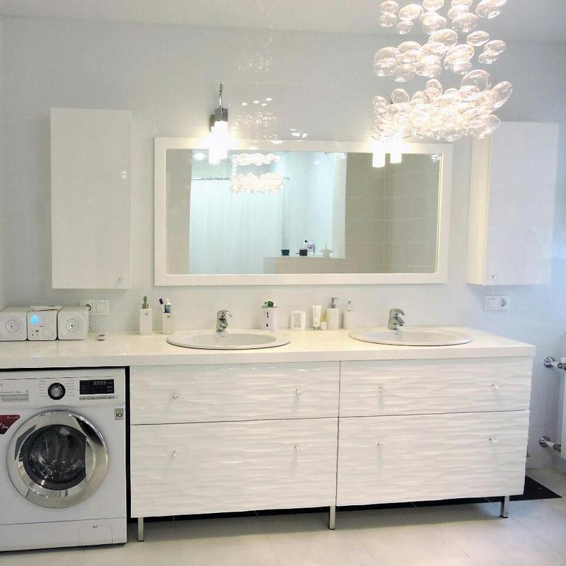 Мебель для ванной комнаты-Мебель для ванной «Модель 27»-фото2