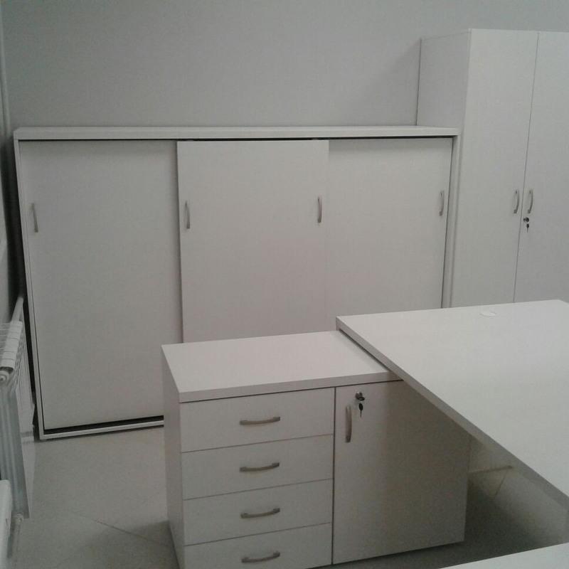 Офисная мебель-Офисная мебель «Модель 9»-фото8