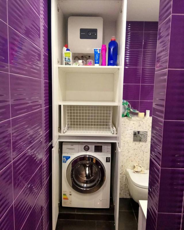 Мебель для ванной комнаты-Мебель для ванной «Модель 85»-фото2
