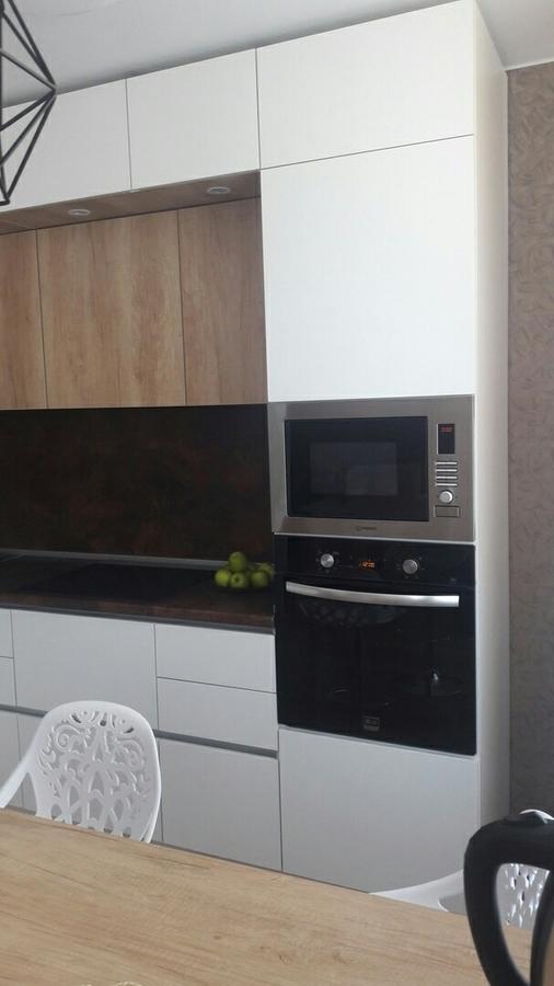 Белый кухонный гарнитур-Кухня из ЛДСП «Модель 176»-фото4