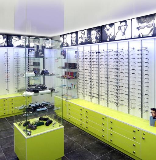 Оптика-Мебель для оптики «Модель 211»-фото2