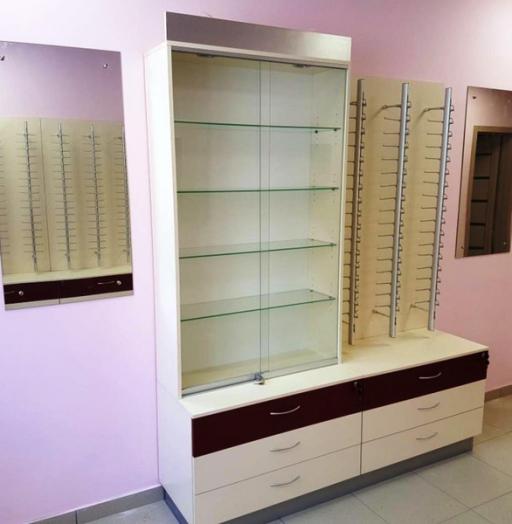 -Мебель для оптики «Модель 215»-фото20