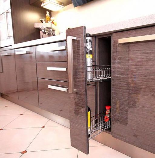-Кухня МДФ в ПВХ «Модель 116»-фото20