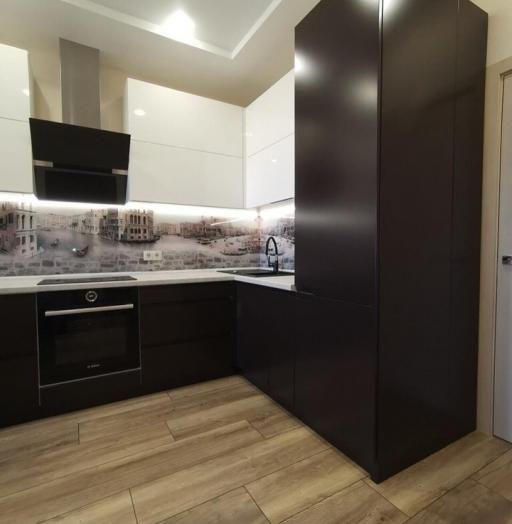 -Кухня МДФ в пленке ПВХ «Модель 93»-фото16