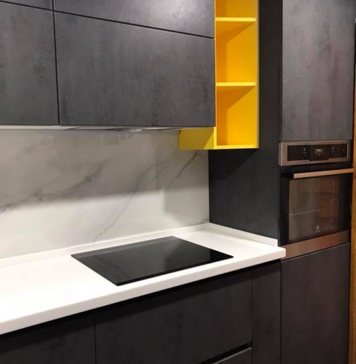 -Кухня из пластика «Модель 189»-фото21