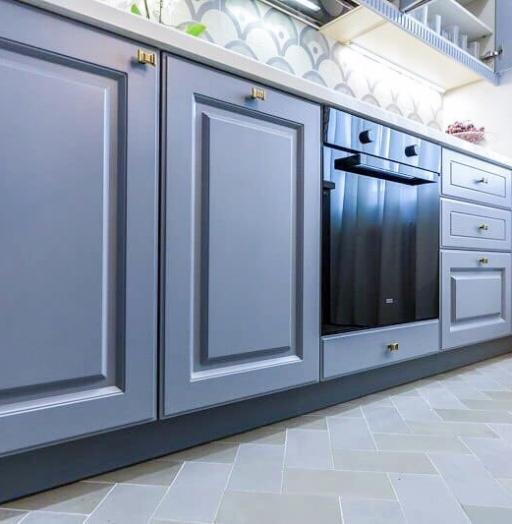 -Кухня МДФ в эмали «Модель 420»-фото21