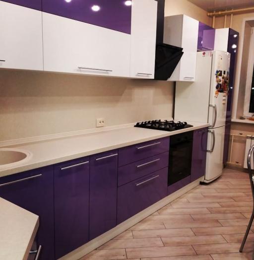 -Кухня из пластика «Модель 489»-фото6