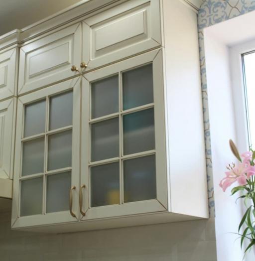 -Кухня МДФ в ПВХ «Модель 154»-фото9