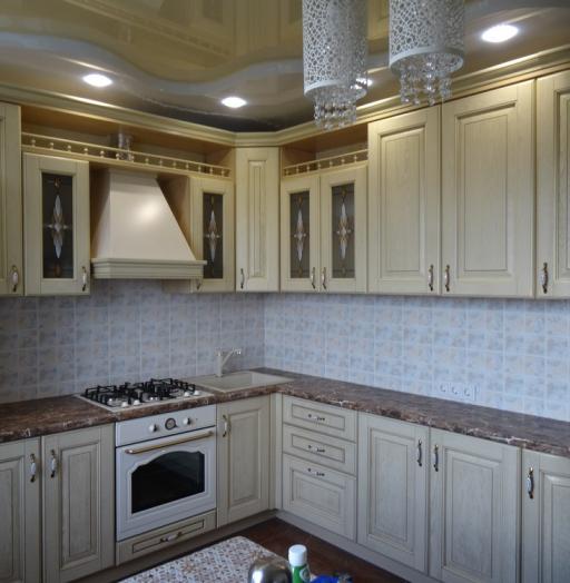 -Кухня из массива «Модель 21»-фото13