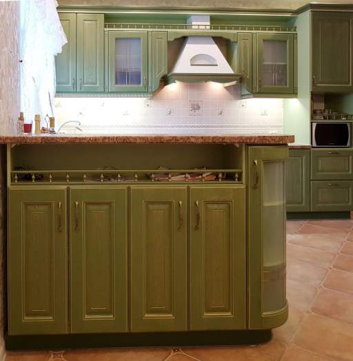 -Кухня из массива «Модель 23»-фото10