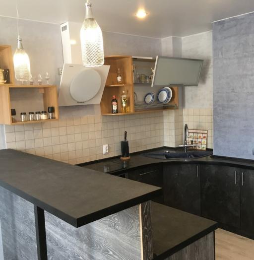 -Кухня МДФ в ПВХ «Модель 316»-фото23