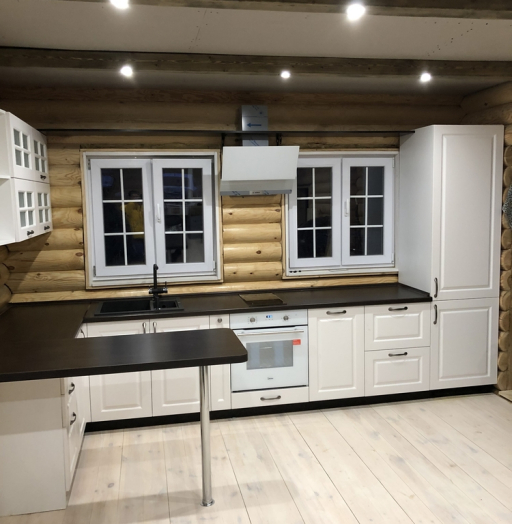 -Кухня МДФ в эмали «Модель 72»-фото27